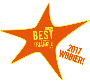 Best of the Triangle 2017 Winner — Kate's Critter Care